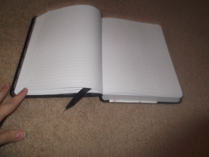 journal blank pages