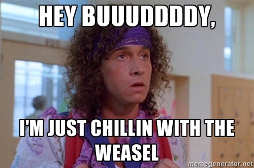 weasle