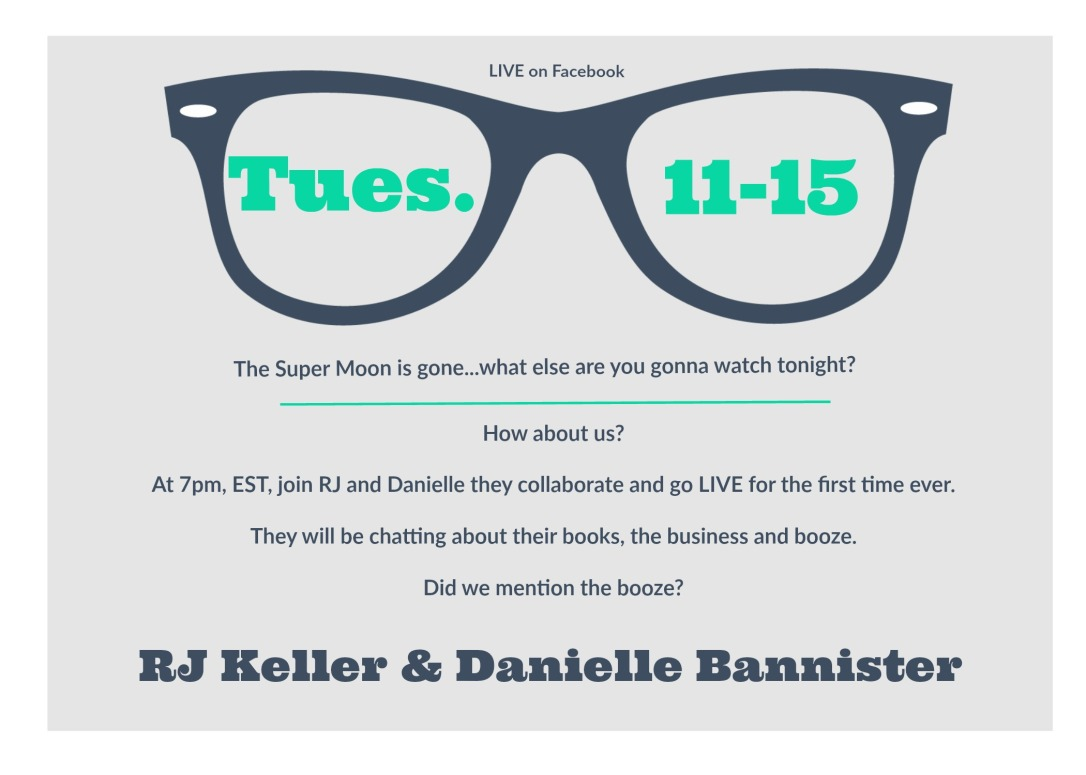rj-keller-and-danielle-bannister-live-event